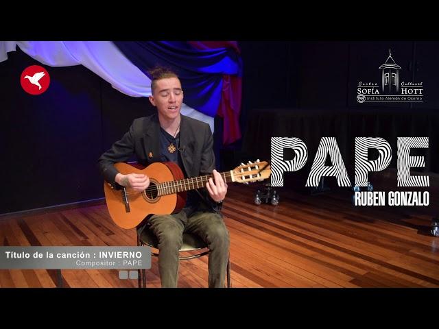 Especiales Musicales Nº3 Ruben Gonzalo, Pape , Osorno