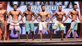 2016 Olympia Amateur Asia, Hong Kong(Local)