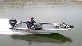 Triton 18 TX Fiberglass Bass Boat