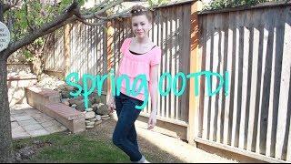 Spring OOTD! Thumbnail