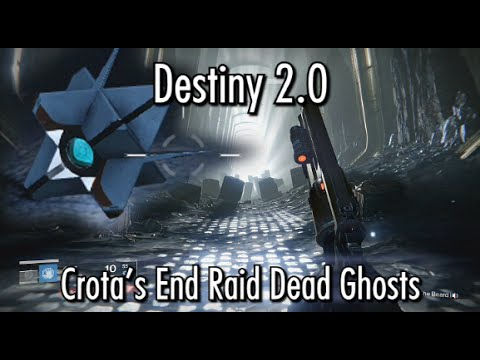 Destiny the taken king crota s end dead ghost locations guide