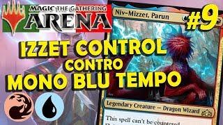 (ITA) Izzet Control vs Mono Blu Tempo (Constructed Event #5 - Parte 1) #9 (MTG Arena)