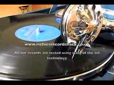 gramophone record Johnnie Ray
