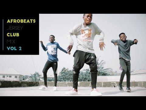AfroBeats X Jersey Club Mini Mix Vol 2 - Davido - DJ Flex - DJ ShaqTown