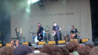 The Soundtrack of Our Lives - Universal Stalker at Peace & Love 2009
