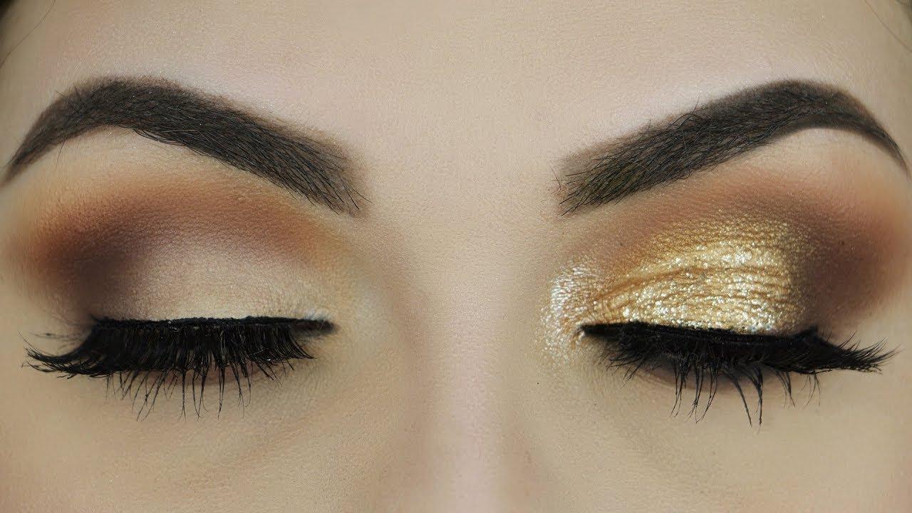 1b06f1313 Como Aplicar Sombras | Maquillaje de Ojos Paso a Paso - YouTube