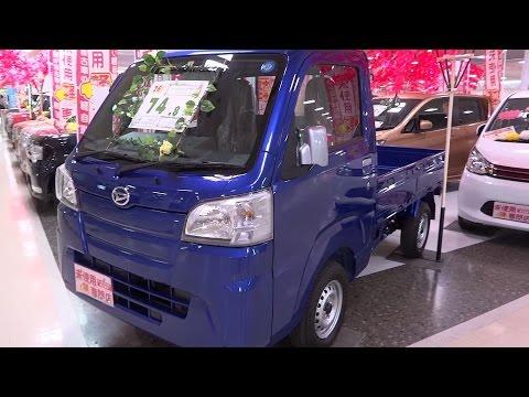 Ⓚ Kei car DAIHATSU HIJET Truck 4WD S510P   ダイハツ ハイゼット トラック スタンダード農用SP 4WD S510P型 軽自動車