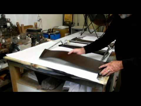 wassily backrest installation youtube