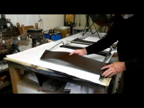 Wassily Backrest Installation  YouTube