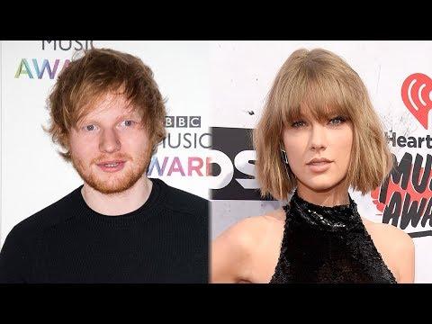 Ed Sheeran Reveals What He REALLY Thinks Of Taylor Swift's BF Joe Alwyn