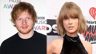 Ed Sheeran Reveals What He REALLY Thinks Of Taylor Swift