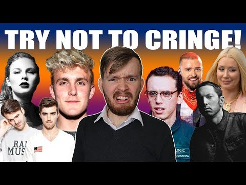TOP 20 WORST CRINGEY LYRICS (as suggested by fans)