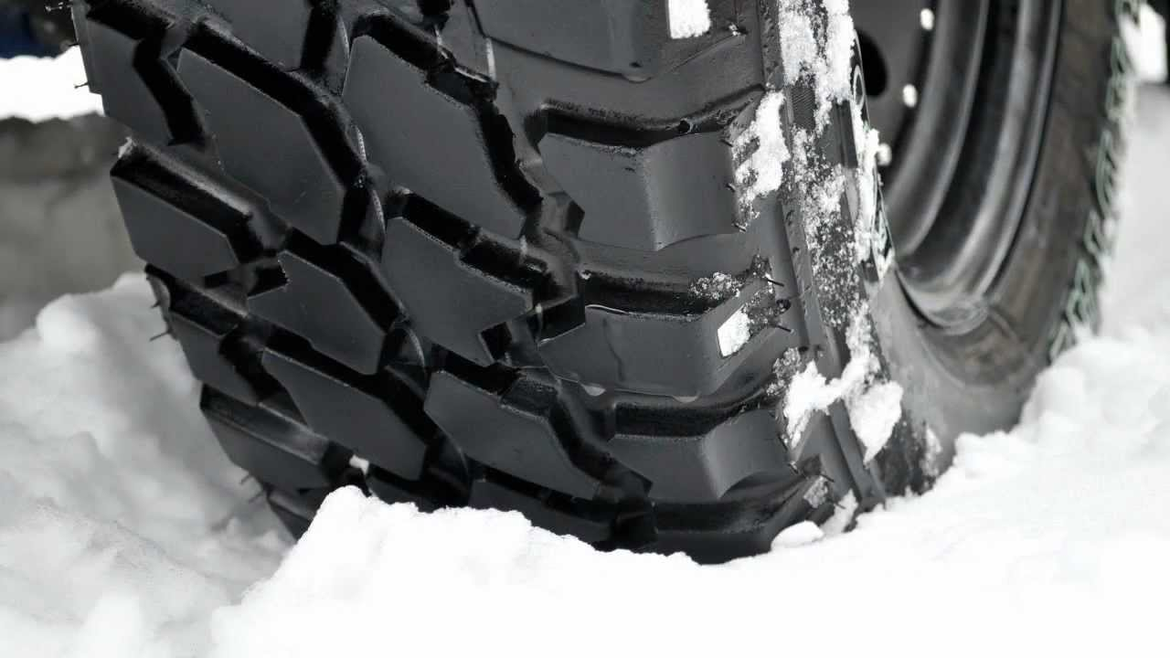 mud terrain tyres in shallow snow youtube. Black Bedroom Furniture Sets. Home Design Ideas