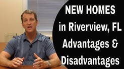 New Homes For Sale in Riverview, FL - Advantages & Disadvantages