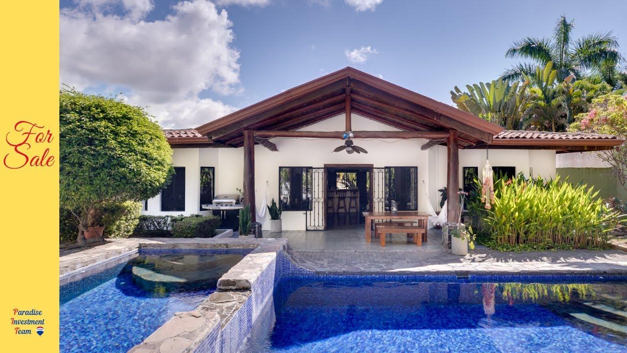 Casa Blanca - Playa Hermosa