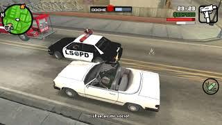 GTA San Andreas versión android Misión 101 (2/2)