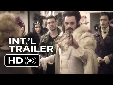 What We Do In The Shadows UK TRAILER 1 (2014) - Jemaine Clement, Taika Waititi Movie HD
