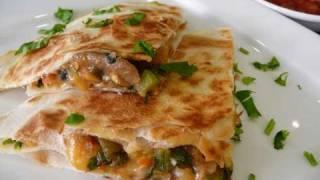 Vegetable Quesadilla Recipe