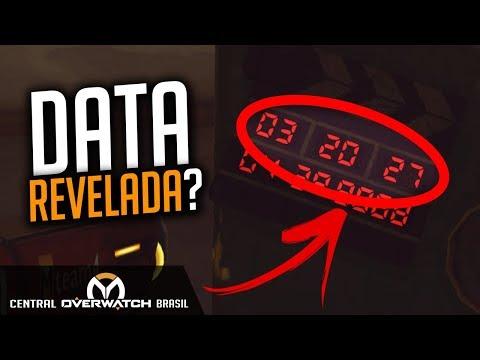 OVERWATCH - REVELADA A DATA DO NOVO HERÓI DO JOGO? - CENTRAL OVERWATCH BRASIL