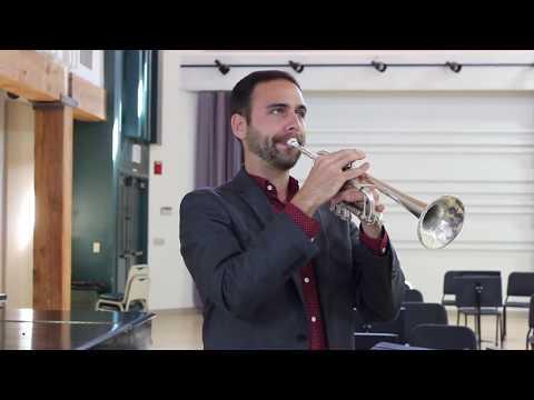 Meet The Musicians: John Kilgore - Principal Trumpet