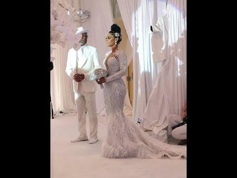 Gucci Mane Marries Keyshia Ka'oir in Lavish Wedding : UNSEEN FOOTAGES