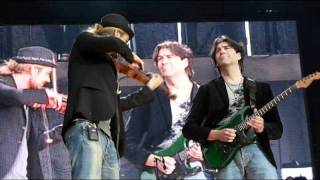 David Garrett - 80's Anthem - Ludwigslust - 17.06.2011
