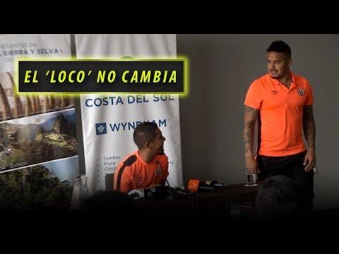 """Juan Vargas a Roberto Siucho: """"¿Marcas un gol y ya das entrevistas?"""""""