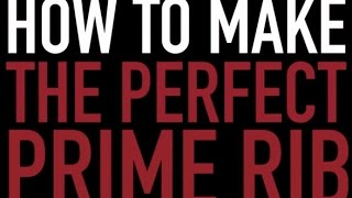 How to Make the Perfect Prime Rib With a Lawry