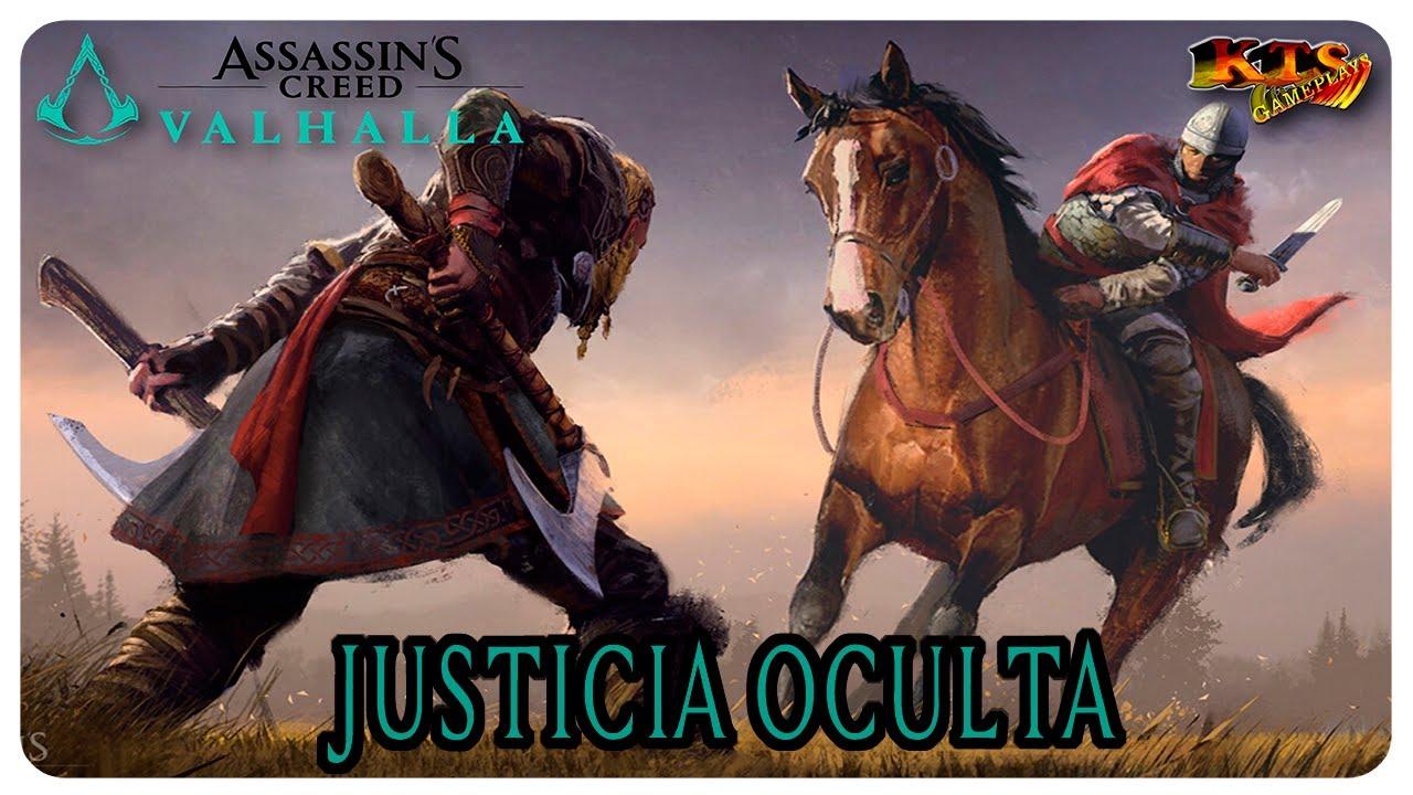 ASSASSIN´S CREED VALHALLA.   #365: JUSTICIA OCULTA. [EVENTO DE MUNDO]