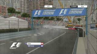 FORMULA ONE CHAMPIONSHIP EDITION (PS3) TV MODE