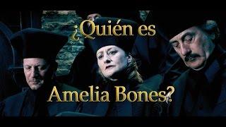 Video ¿Quién es Amelia Bones? (La Aurora más fuerte del Ministerio de Magia) (Harry Potter) download MP3, 3GP, MP4, WEBM, AVI, FLV Oktober 2017