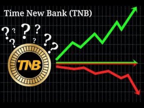 Time New Bank (TNB). АНАЛИЗ И ОБЗОР МОНЕТЫ.