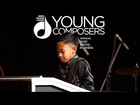 Junior Original Concert (JOC) Tingkat Nasional, Young Composers - Yamaha Music School Indonesia