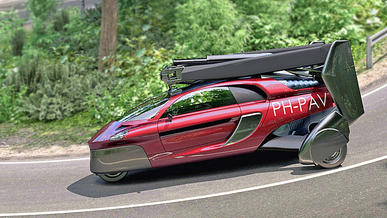 Flying Car – PAL-V Liberty 2018 – World First Flying Car on Sale ...