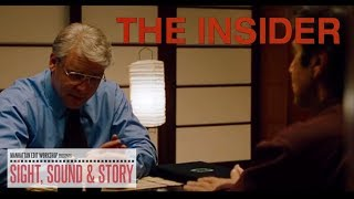 "Editor William Goldenberg, ACE Discusses Cutting Varying Performances in a Scene from ""The Insider"""