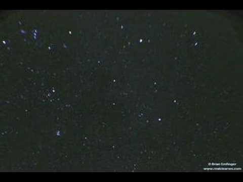 Orionid Meteor Shower October 21, 2007