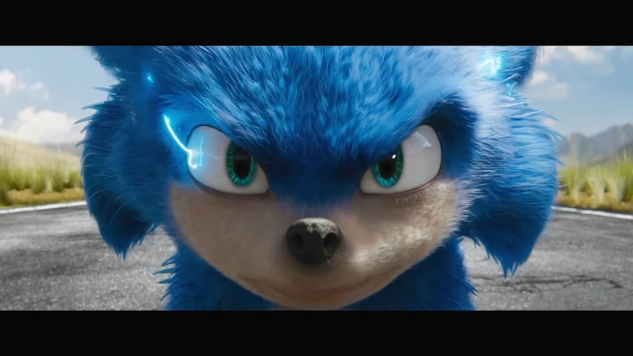 Sonic, la película (trailer) - Doblaje oficial con montaje de mi voz