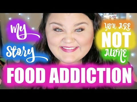 FOOD ADDICTION + E.D. || This is my story. You are not alone! || ♡