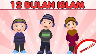 Abee's Kidz - 12 Bulan Islam | Kids Song | Kids s | Kids Channel