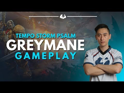 T/S psalm – Real time in-game coaching in TL w/ Twitch subs (Greymane on BoE) – Heroes of the Storm