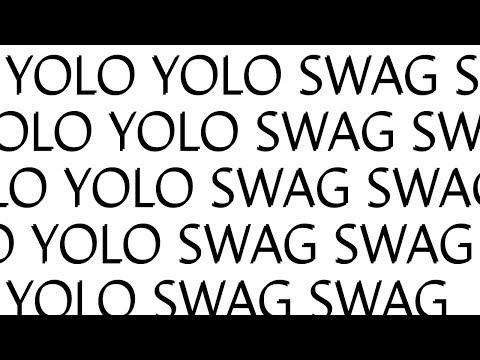 Psycho Rhyme - Yolo Yolo Swag Swag prod Psycho Rhyme