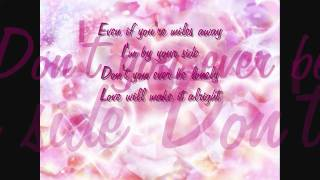 Mariah Carey - Anytime You Need A Friend - With Lyrics