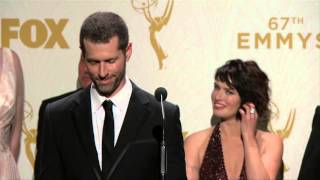 Game of Thrones: Backstage Interviews at the Emmys (2015)