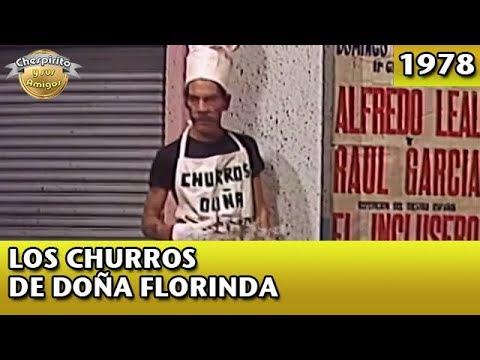 El Chavo | Los Churros de Doña Florinda (Completo)
