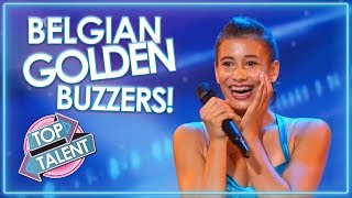 best golden buzzer auditions