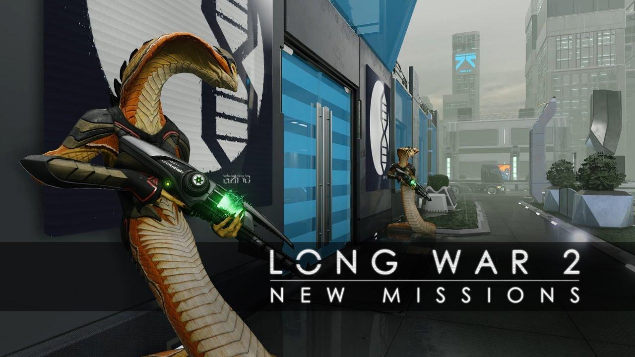 long war 2 new missions xcom 2 youtube. Black Bedroom Furniture Sets. Home Design Ideas
