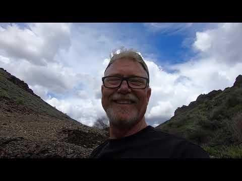 Mine Dump Survey Gold/Silver, Beautiful Mountain Views, Winnemucca Nevada