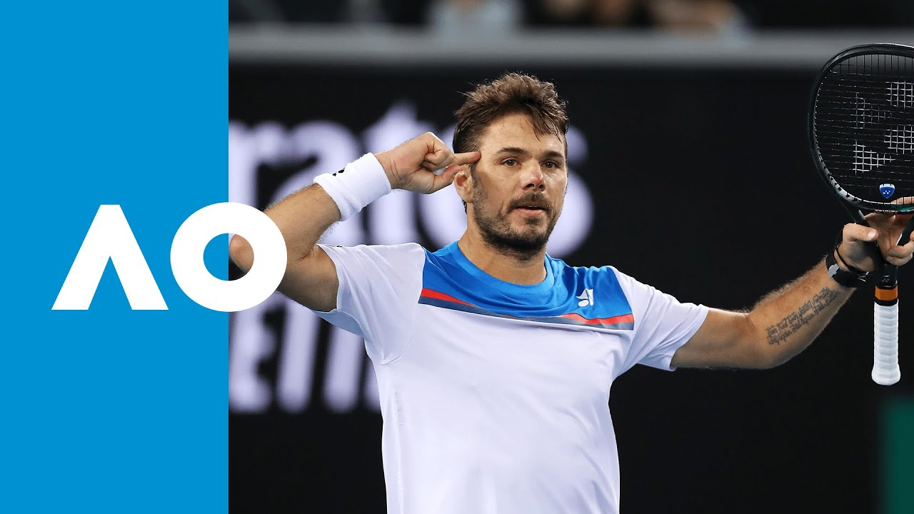 Andreas Seppi vs Stan Wawrinka - Match Highlights (2R) | Australian Open 2020