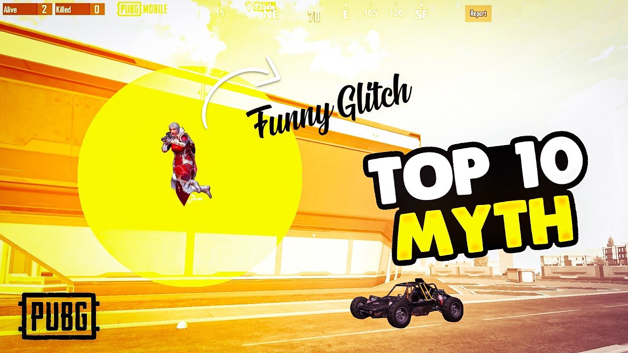 Download 😱 INVISIBLE DRIVER GLITCH TOP 10 Mission Ignition Mythbusters in Pubg mobile/Bgmi | IND AMOL #49