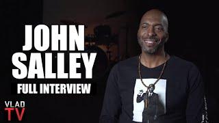 John Salley on Shaq Loaning Him $70K, Hating on Jordan, Dennis Rodman & Trans (Full Interview)